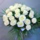 Ramo de 24 rosas blancas avalanche - Arteflor- Madrid
