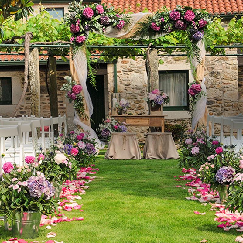 arteflor-bodas y eventos- pozuelo -madrid-floristeria